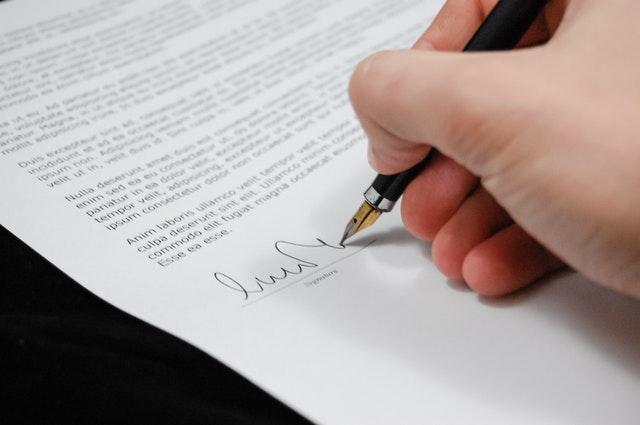 poświadczenie podpisu